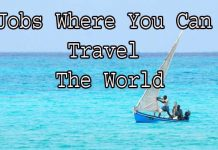 Jobs Where You Can Travel The World