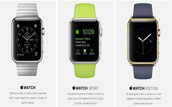Apple Watch Features, Apple Watch Fitness