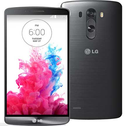 LG G3 features