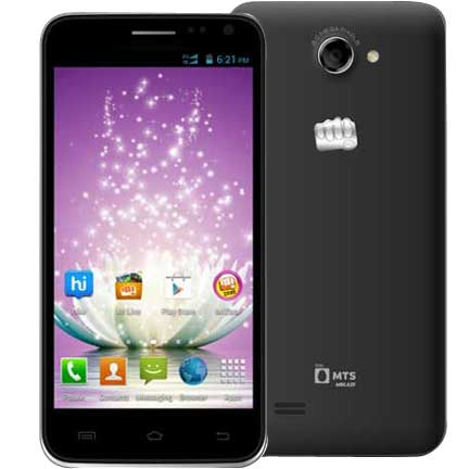 Micromax Canvas Blaze MT 500