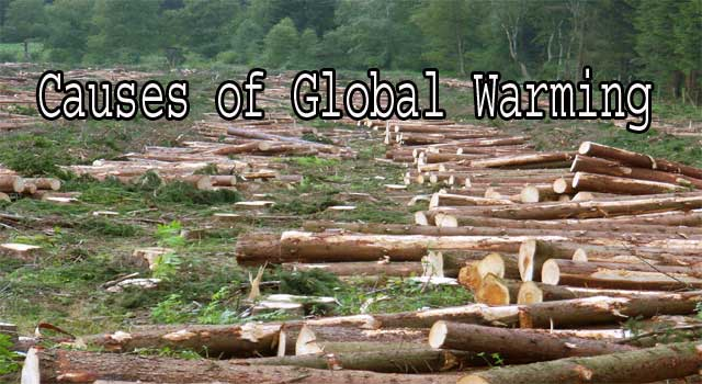 Main Causes of Global Warming