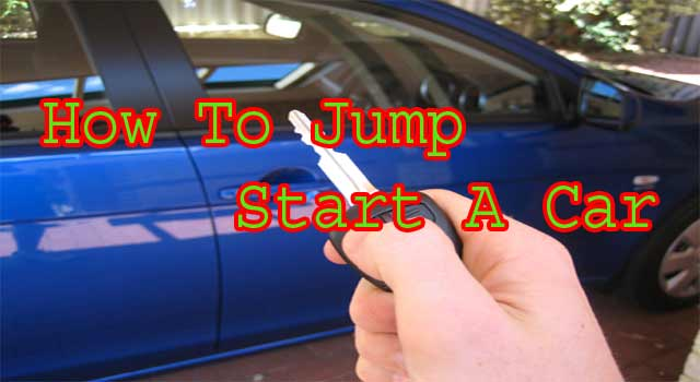 How to Jump Start a Car Step by Step
