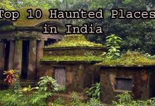 Top 10 Haunted Places in India