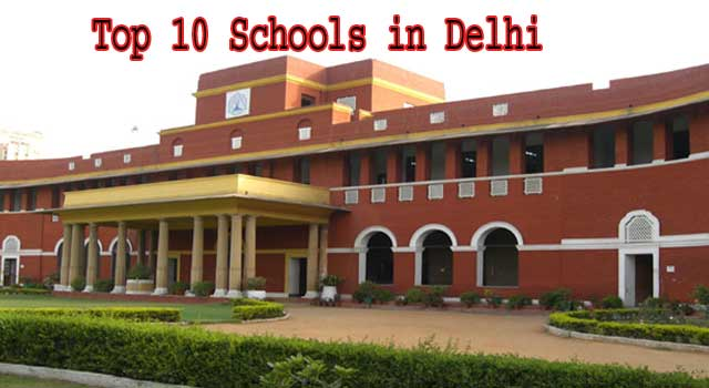 Latest Top 10 Schools in Delhi