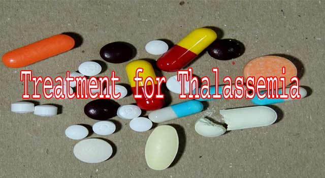 What is the Treatment for Thalassemia