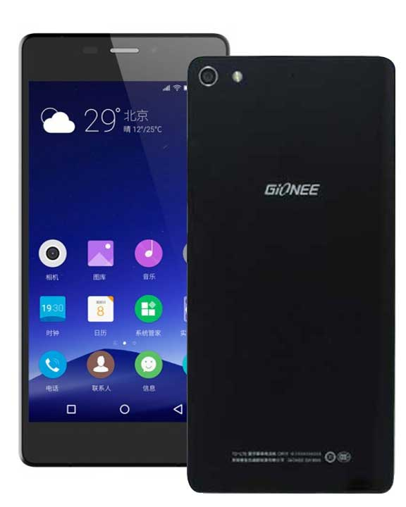 Gionee Elife S 7