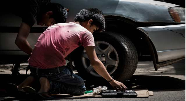 Causes of Child Labour