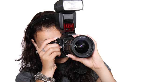 How to be a Photographer