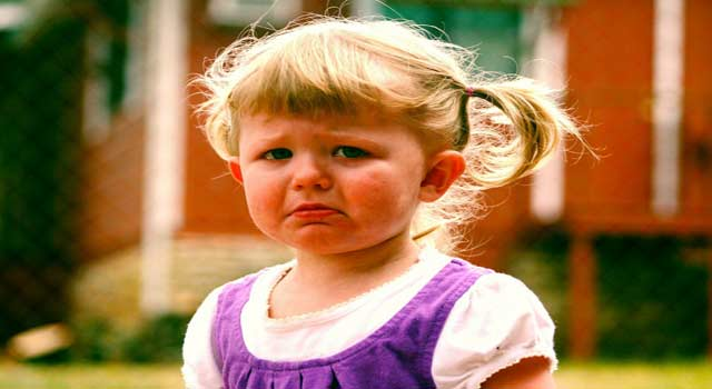 How to Dealing with Toddler Tantrums
