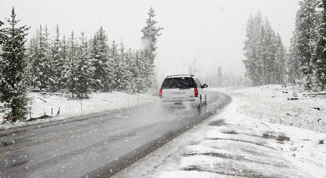 List of Winter Driving Tips