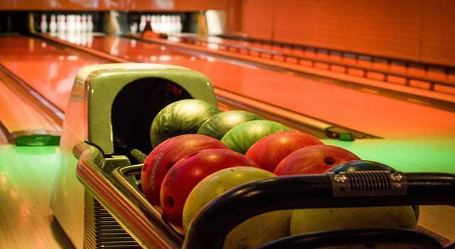 Choose a Bowling Ball