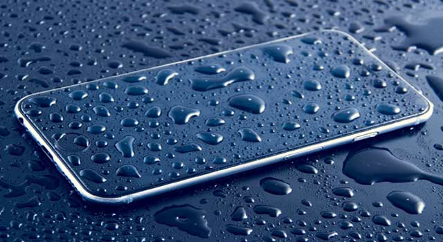 Fix a Phone with Water Damage