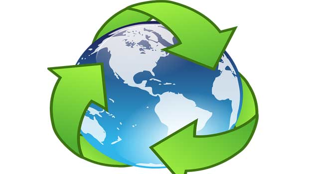 Save the Planet by Recycling