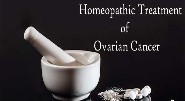 Homeopathic Treatment of Ovarian Cancer