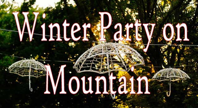 How to Celebrate Winter Party on Mountain
