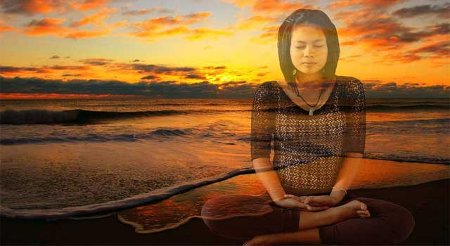 Why people meditate and how it works