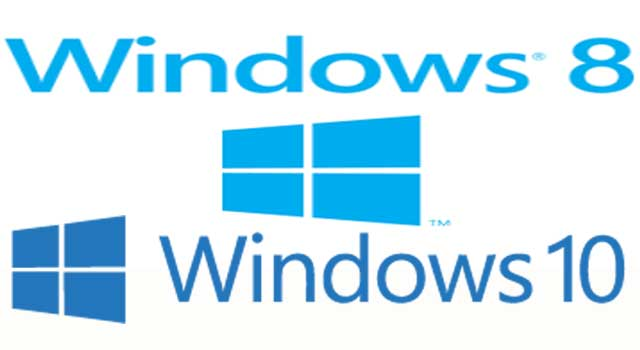 Difference between Windows-8 and Windows-10