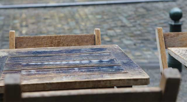 How to Repair Old Wooden Table