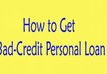 How to get bad-credit personal loan