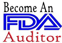 How to Be Certified As an FDA Auditor