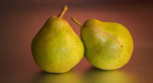 Benefits of Pear Fruit