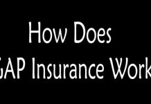 HOW DOES GAP INSURANCE WORKS