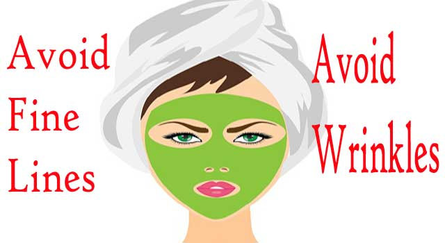 How To Avoid Fine Lines And Wrinkles?