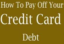 How to Pay Off Your Credit Debt