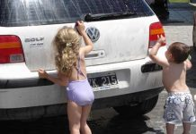 How to Make Your Own Car Wash