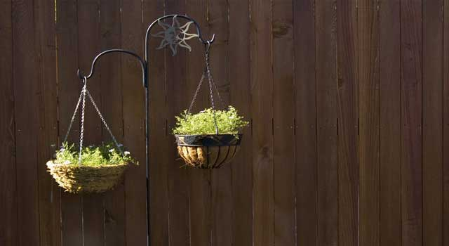 How to Make Your Own Hanging Baskets