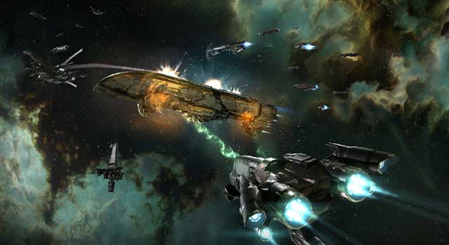 How to Move Ships in Eve Online