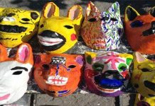 How To Make A Snoopy Paper Mache Mask