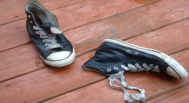 How to Care For Wet Shoes in Rain