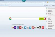 How to Move Toolbars on Internet Explorer 8