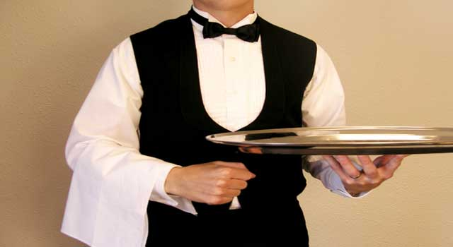 How to Not Get Overwhelmed As a Server