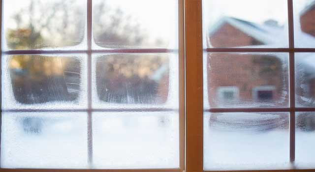 Why Does Frost Form on Windows