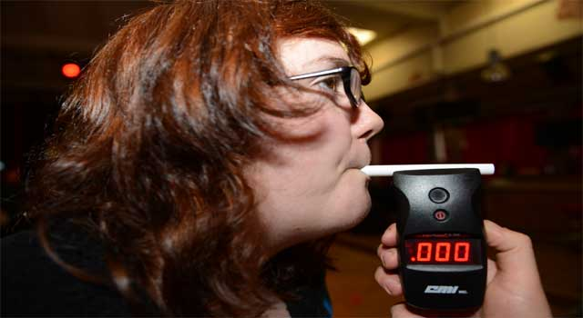 How to Beat the Breathalyzer