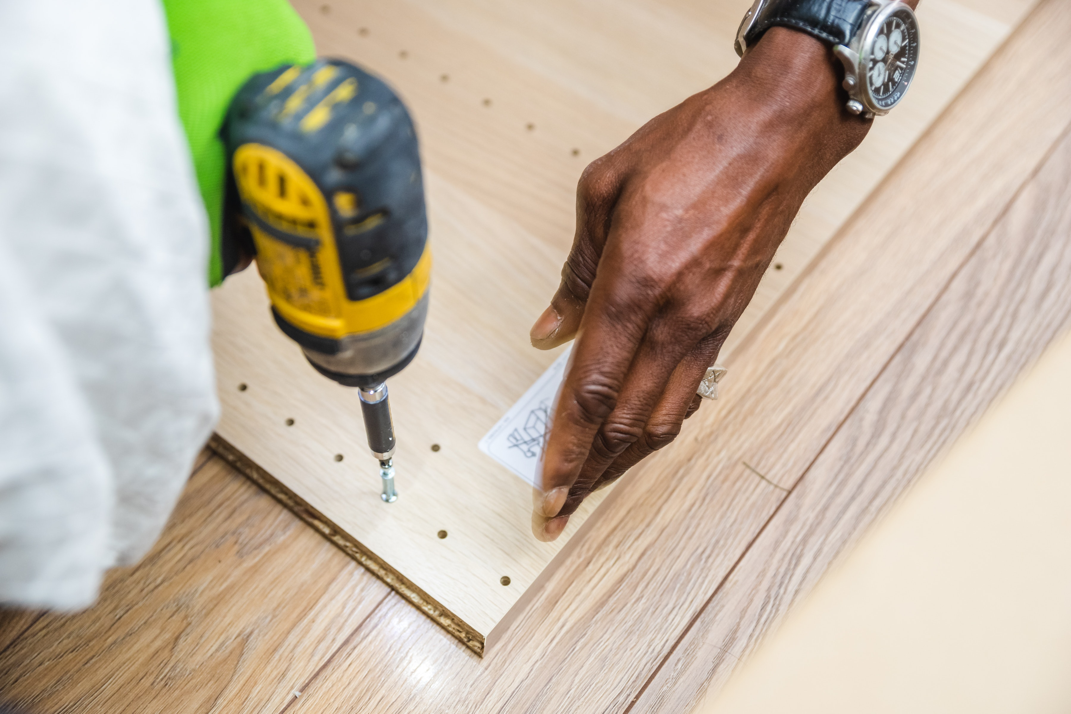 How To Properly Setup IKEA Furniture